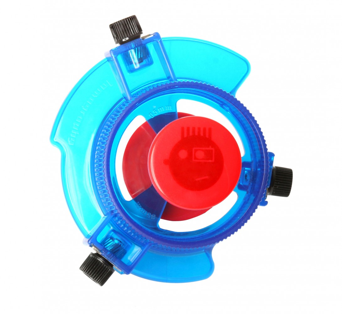 Fisheye Circle Cutter