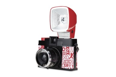 Diana F+ Camera and Flash (Love Letters Edition)