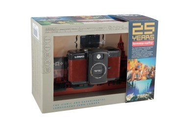 LC-A+ 35 mm film camera (25th Anniversary Edition)