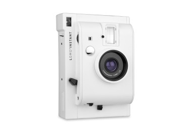 Lomo'Instant Camera (White Edition)