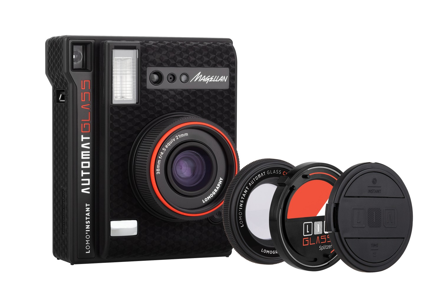 Lomo'Instant Automat Glass (Magellan Edition)