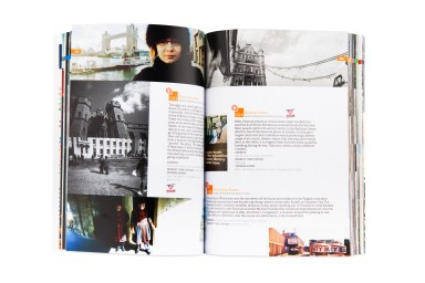 Lomography City Guide London