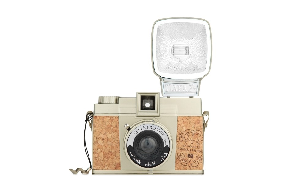 Diana F+ Camera and Flash (Cuvée Prestige Edition)