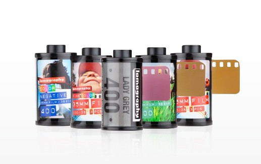 35mm Film Subscription Pack