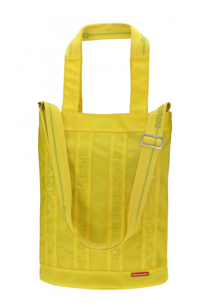 Sling-On Bag Nylon Yellow