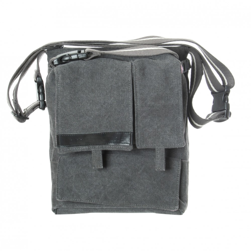 Sidekick Canvas Bag Lite Charcoal