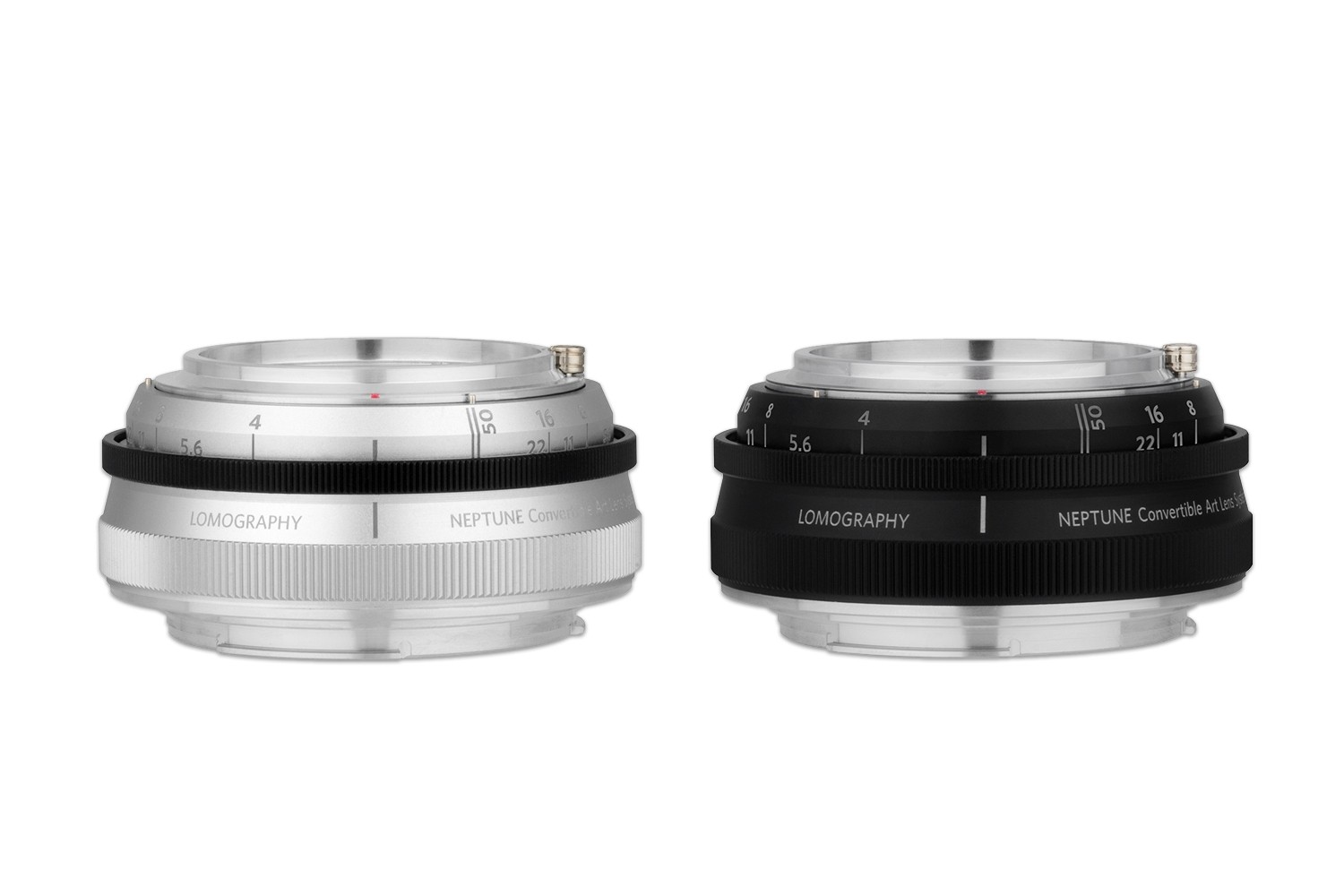 Neptune Convertible Lens Base Nikon Mount