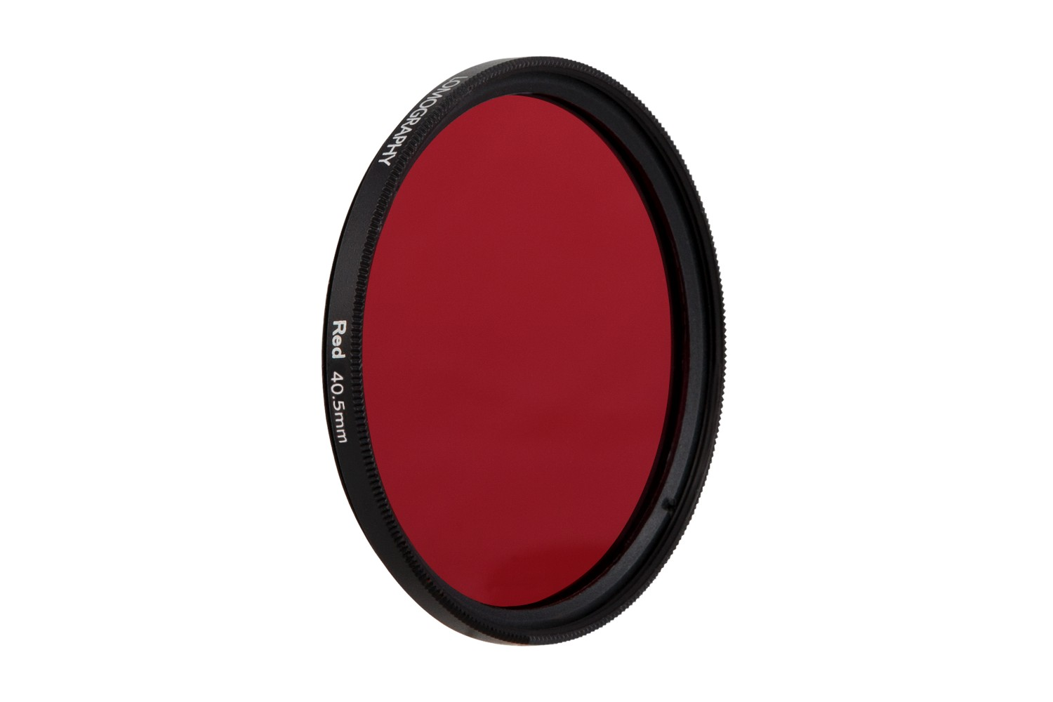 Lomography 40.5mm Lens Filter - Red