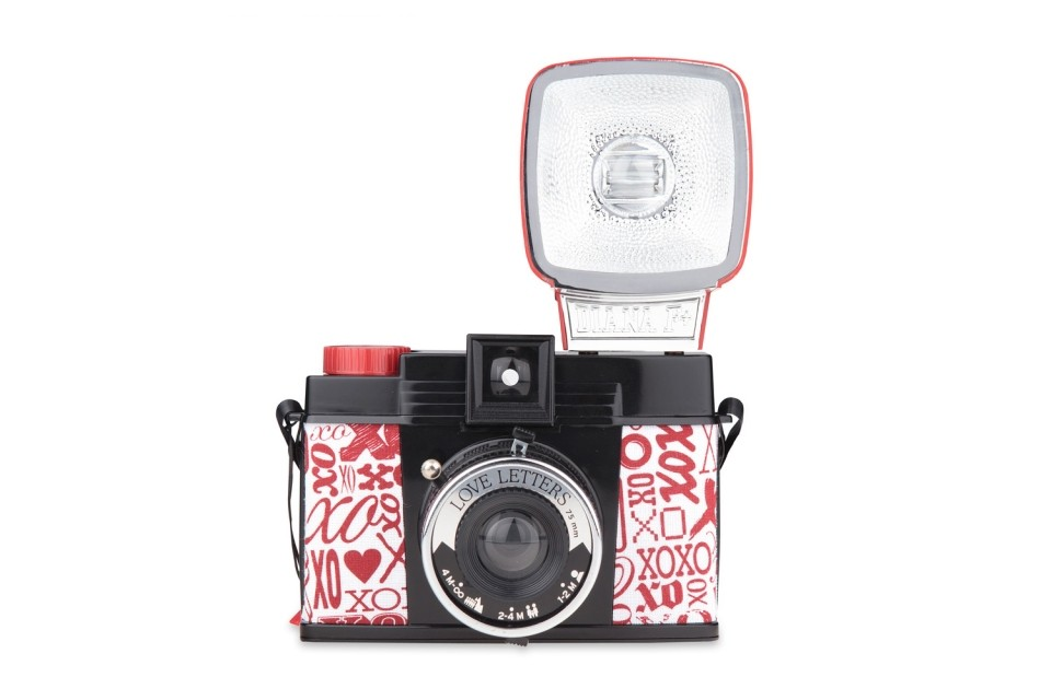 Diana F+ Love Letters