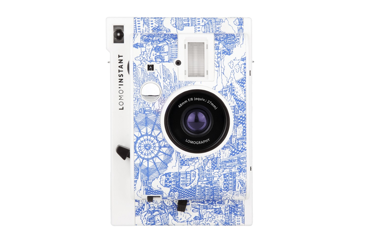 Lomo'Instant Camera (Explorer Edition)