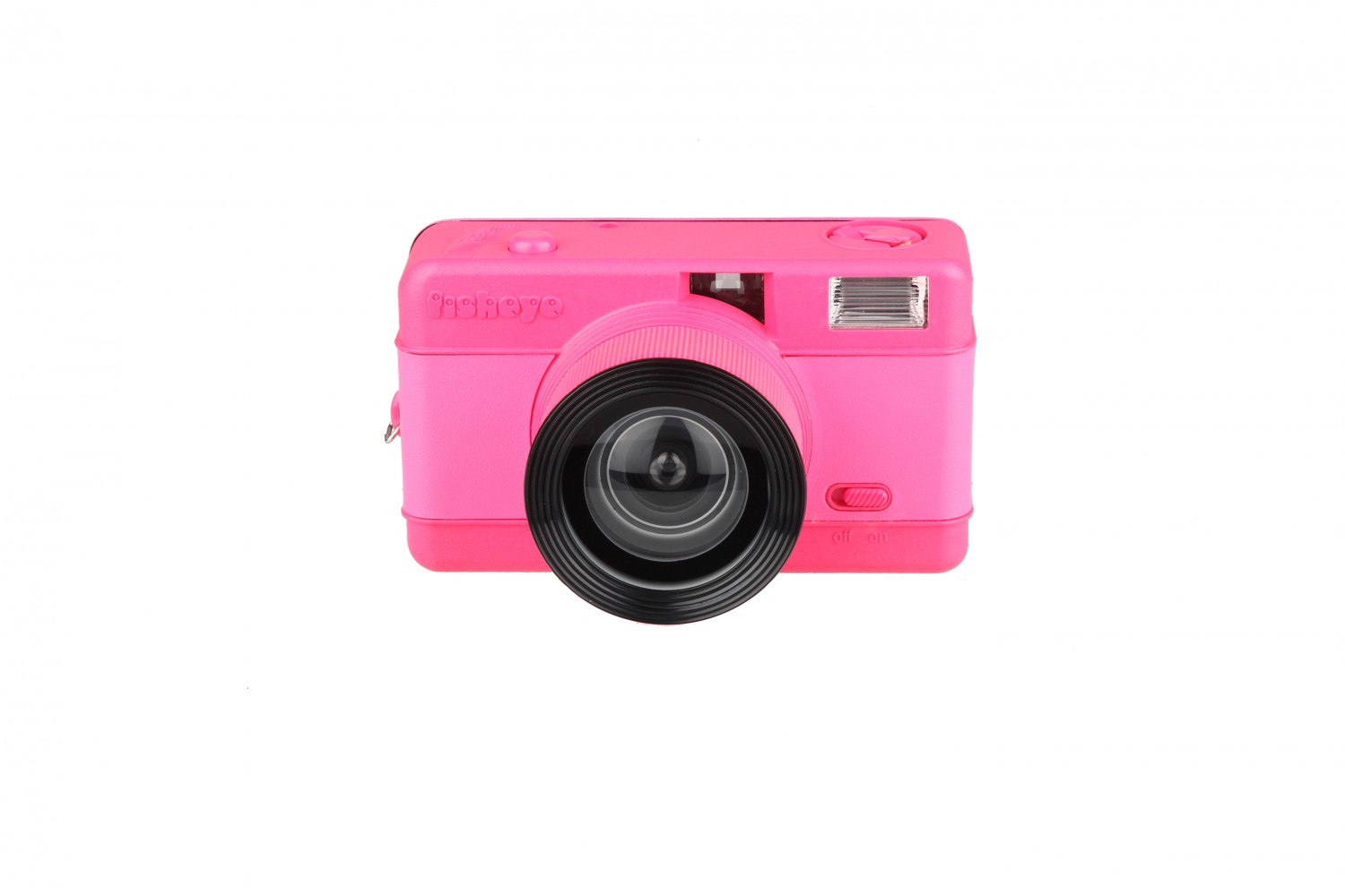 Fisheye One Pink
