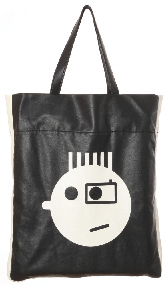 Sling-On Bag LomoBoy Black
