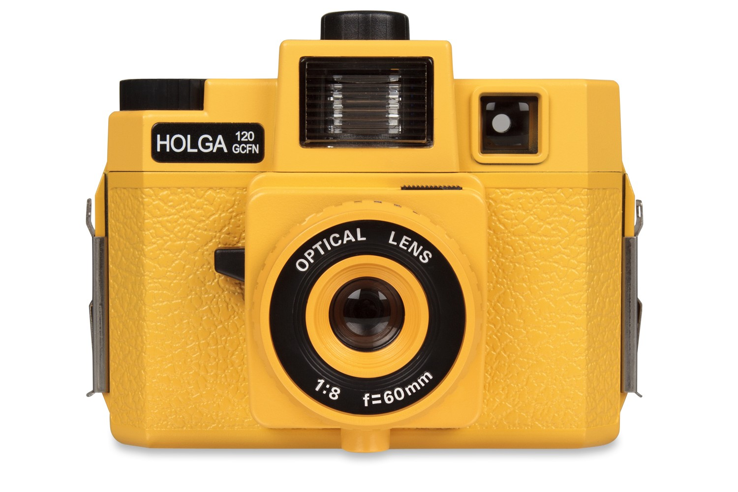 Holga 120GCFN Yellow