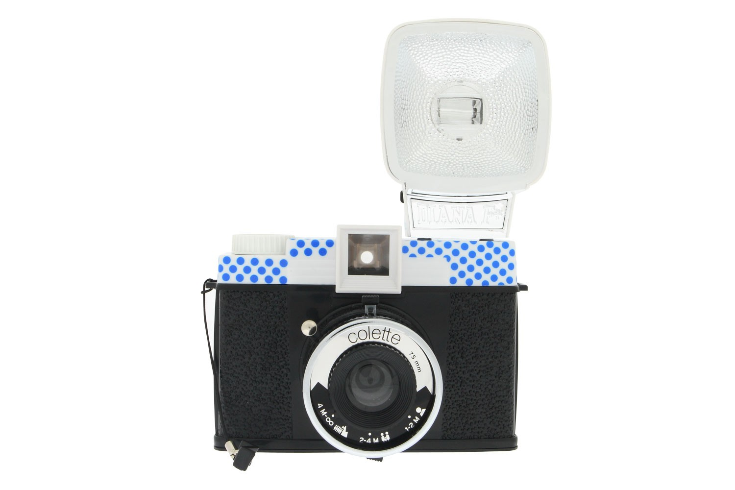 Diana F+ Camera and Flash (Colette Edition)