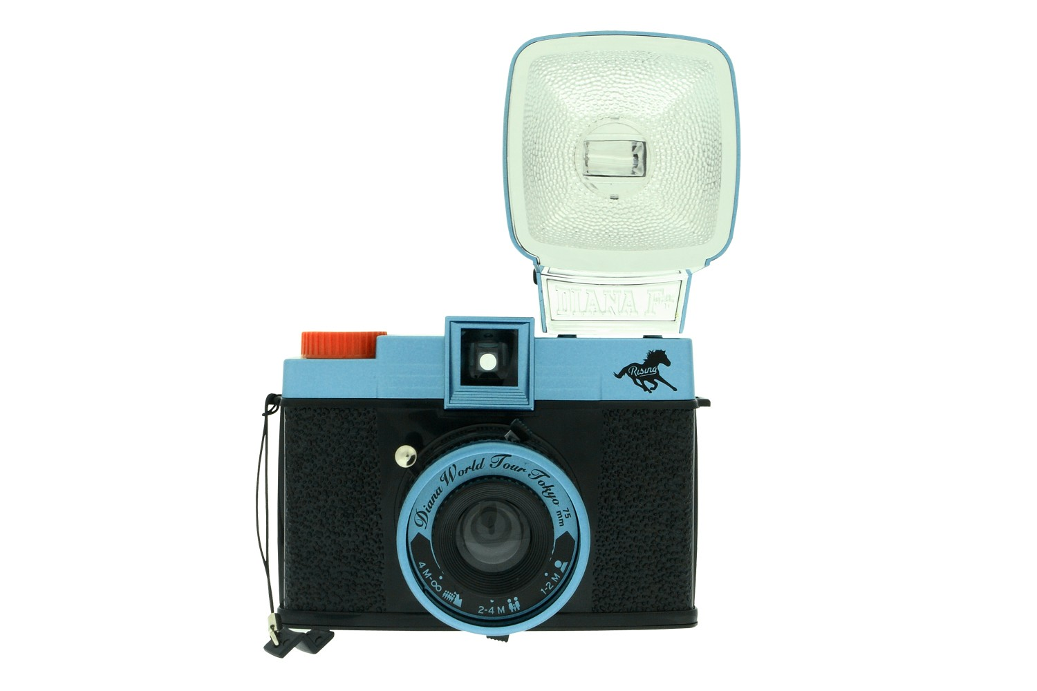 Diana F+ Camera and Flash (Tokyo Rising Edition)
