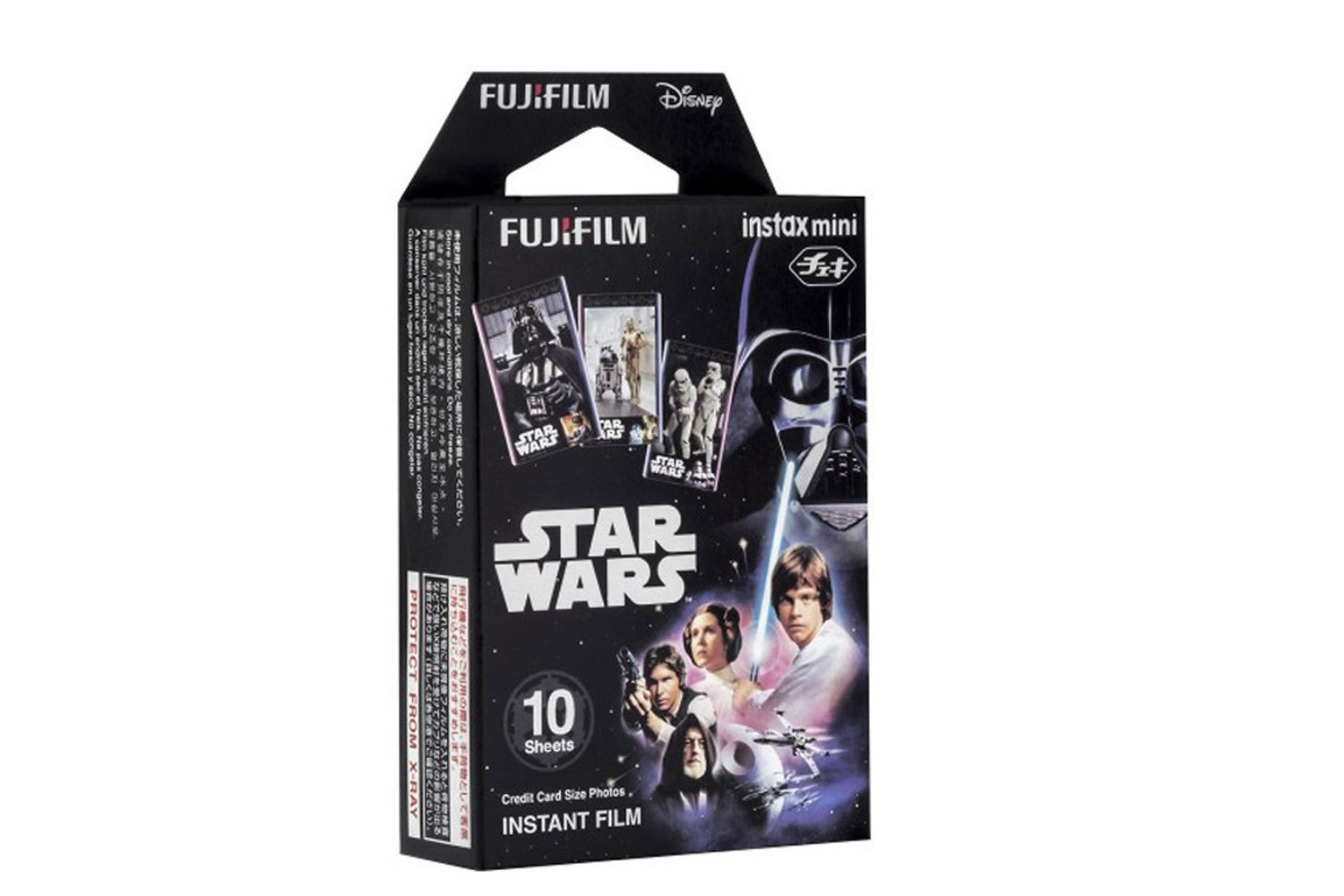 Camera Caché Star Wars : Fujifilm instax mini film star wars · lomography shop