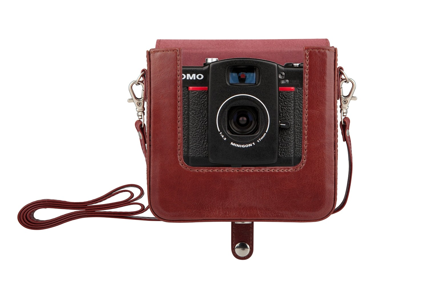 Lomo LC-Wide & Leather Case Bundle