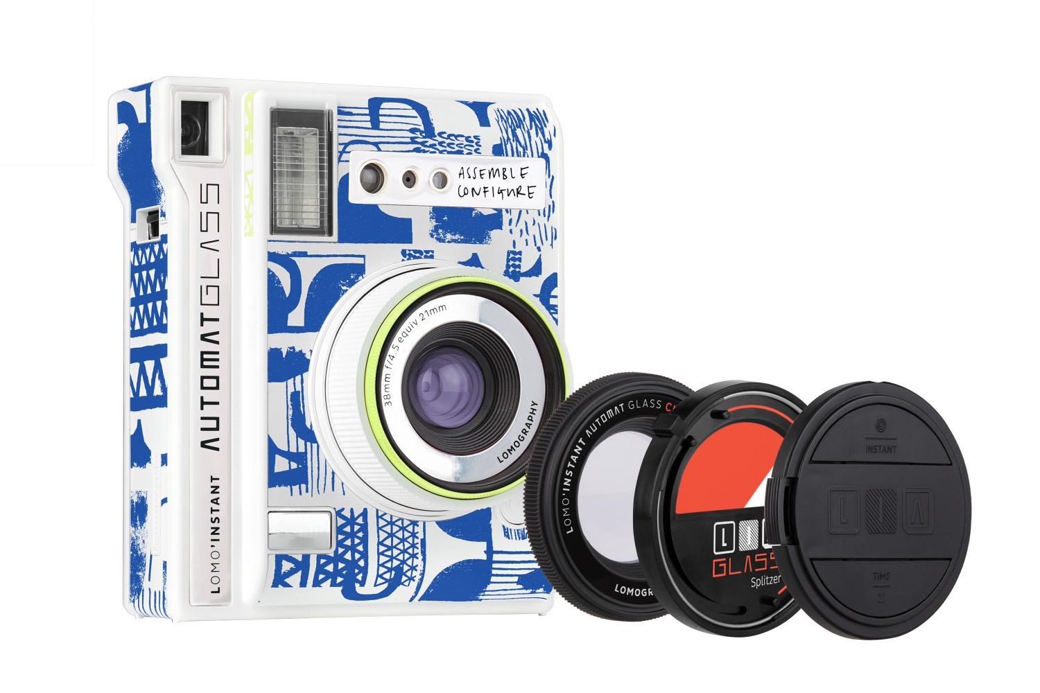 Lomo'Instant Automat Glass Assemble Configure Edition