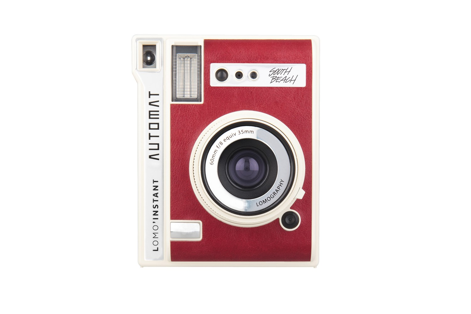 Lomo'Instant Automat & Lenzen - South Beach