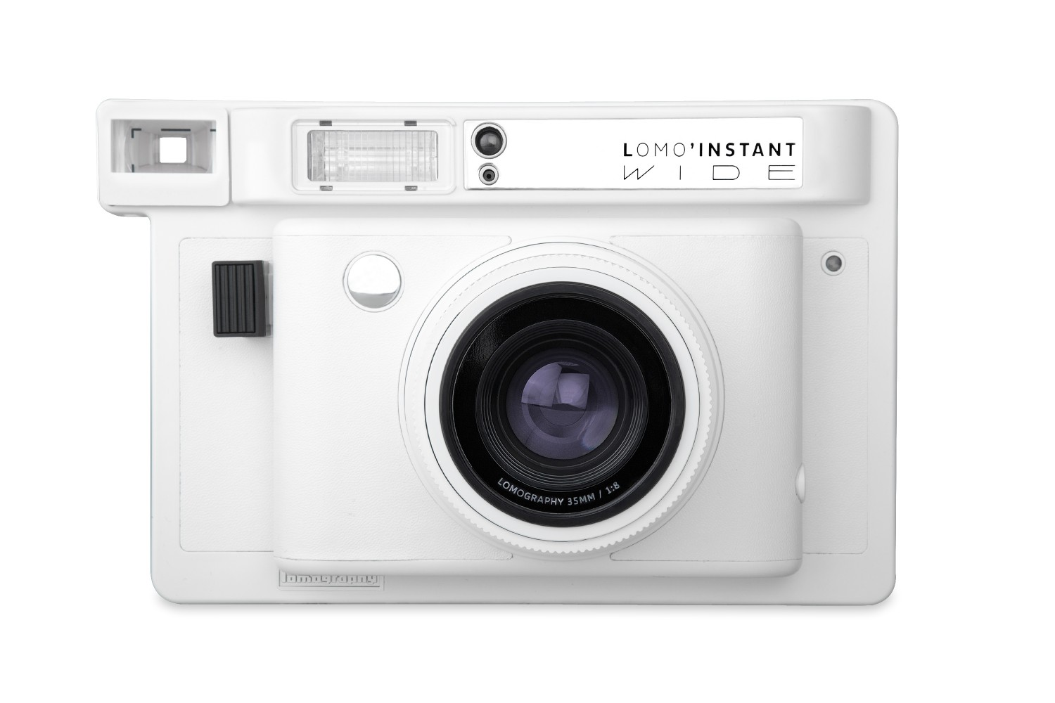 Lomo'Instant Wide Camera (White Edition)