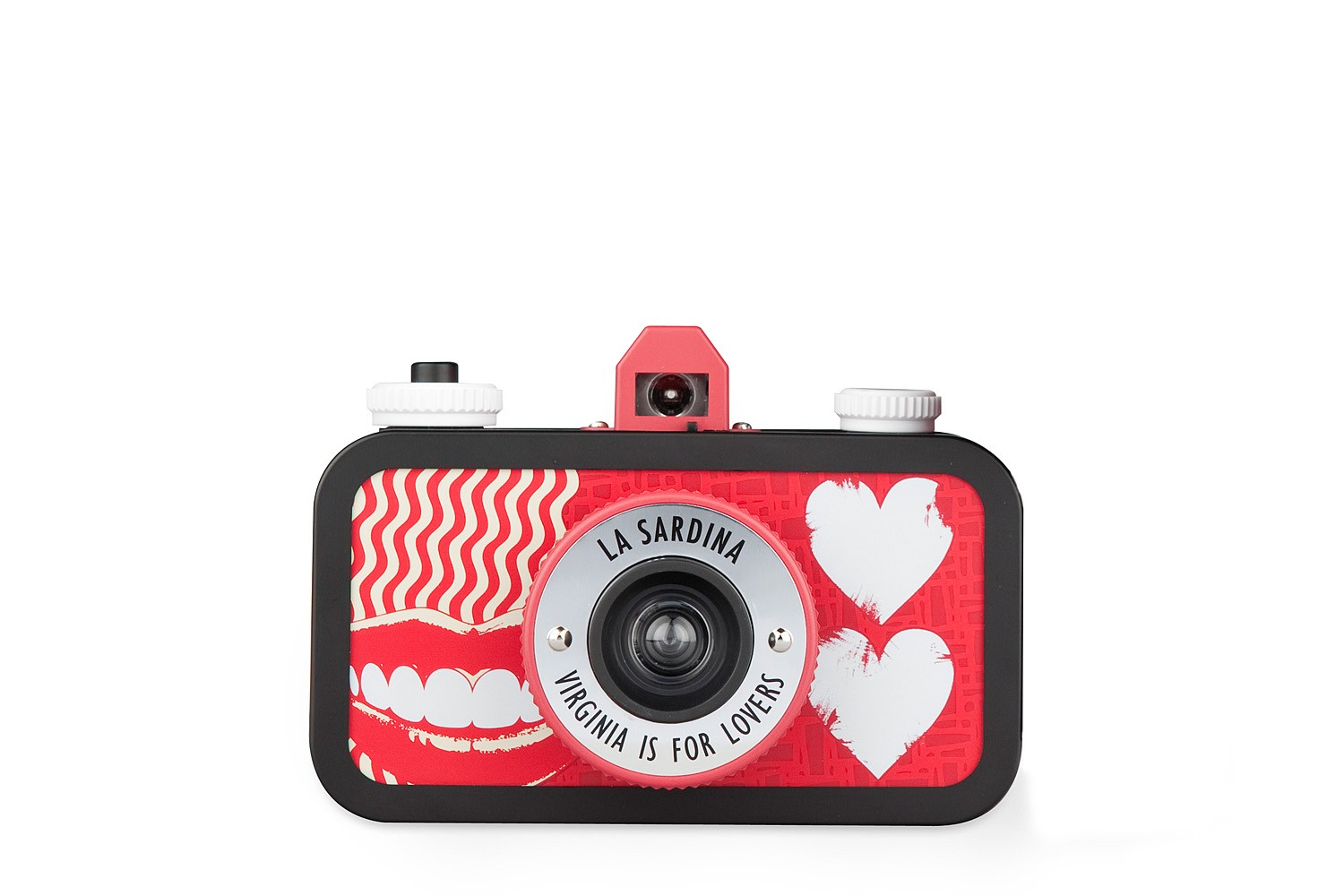 La Sardina Camera Virginia is for Lovers