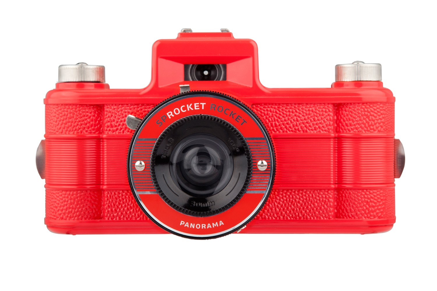 Sprocket Rocket Red 2.0 齒孔寬景相機