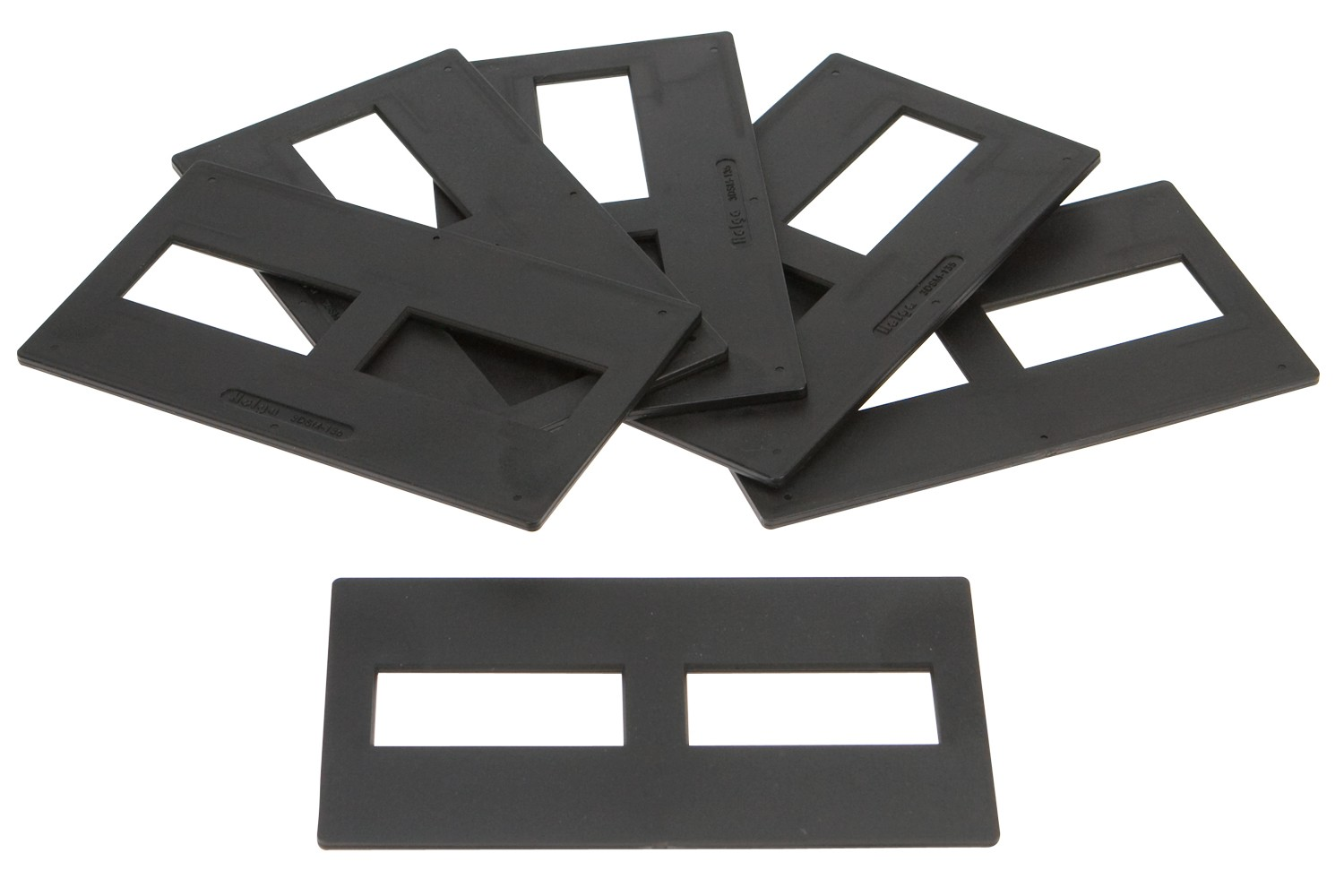 Holga 135 3D Slide Mount (6pc per set)