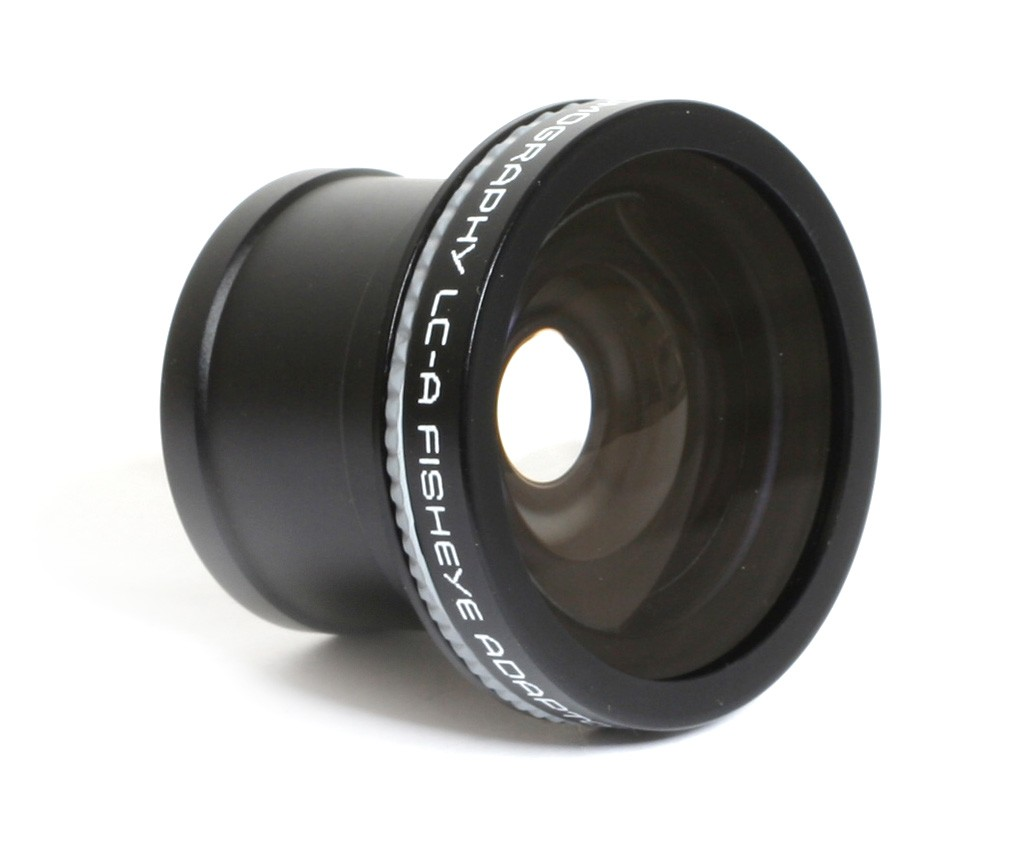 LC-A+ Fisheye Adaptor