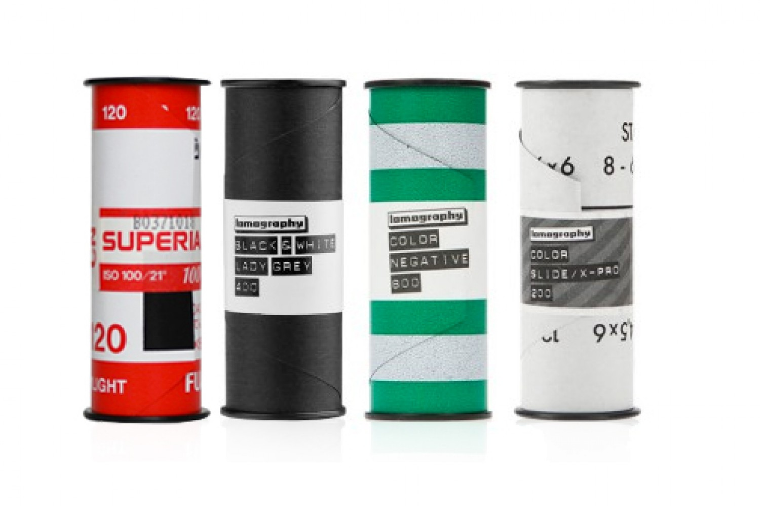 120 Film Subscription Pack