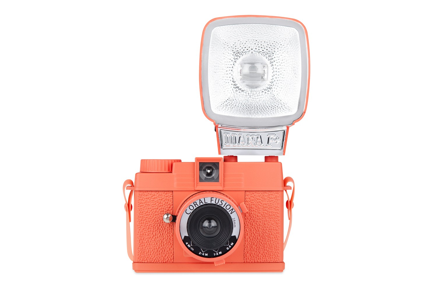 Diana Mini and Flash Coral Fusion