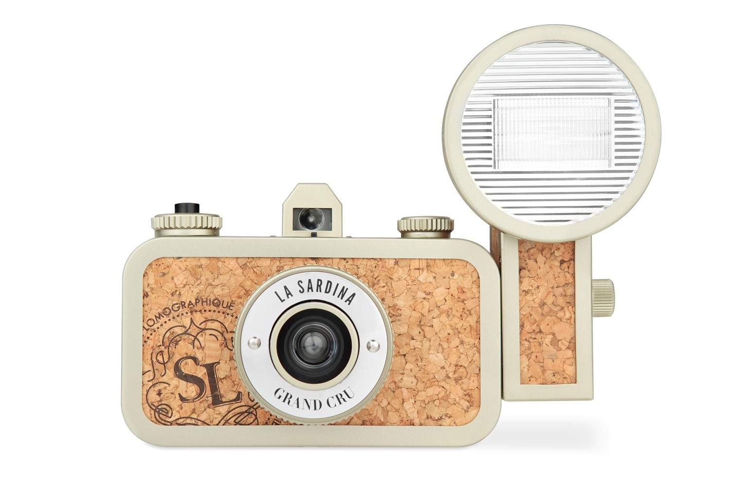 La Sardina Camera and Flash Grand Cru