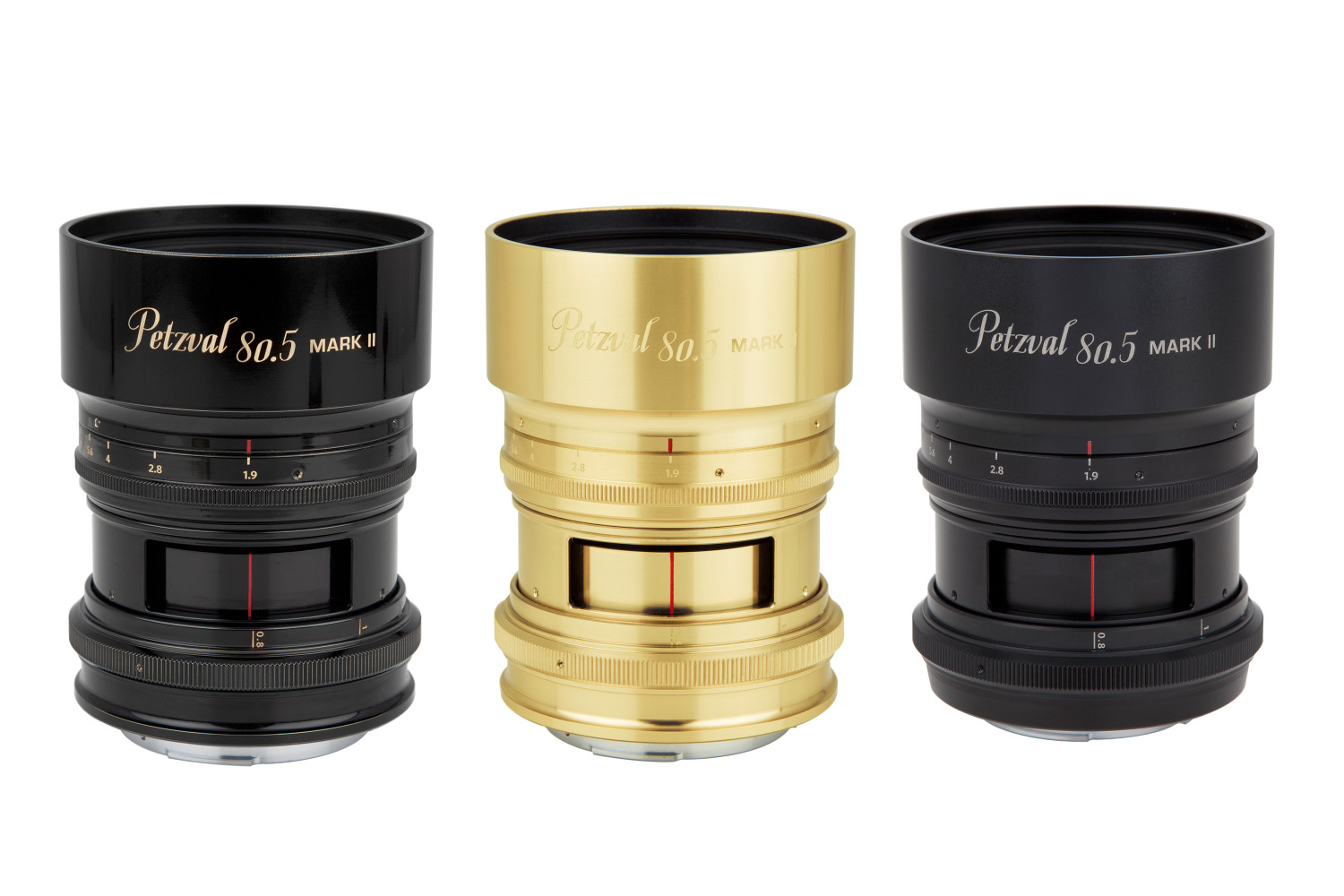 New Petzval 80.5 f/1.9 MKII Art Lens Basic Edition Canon EF