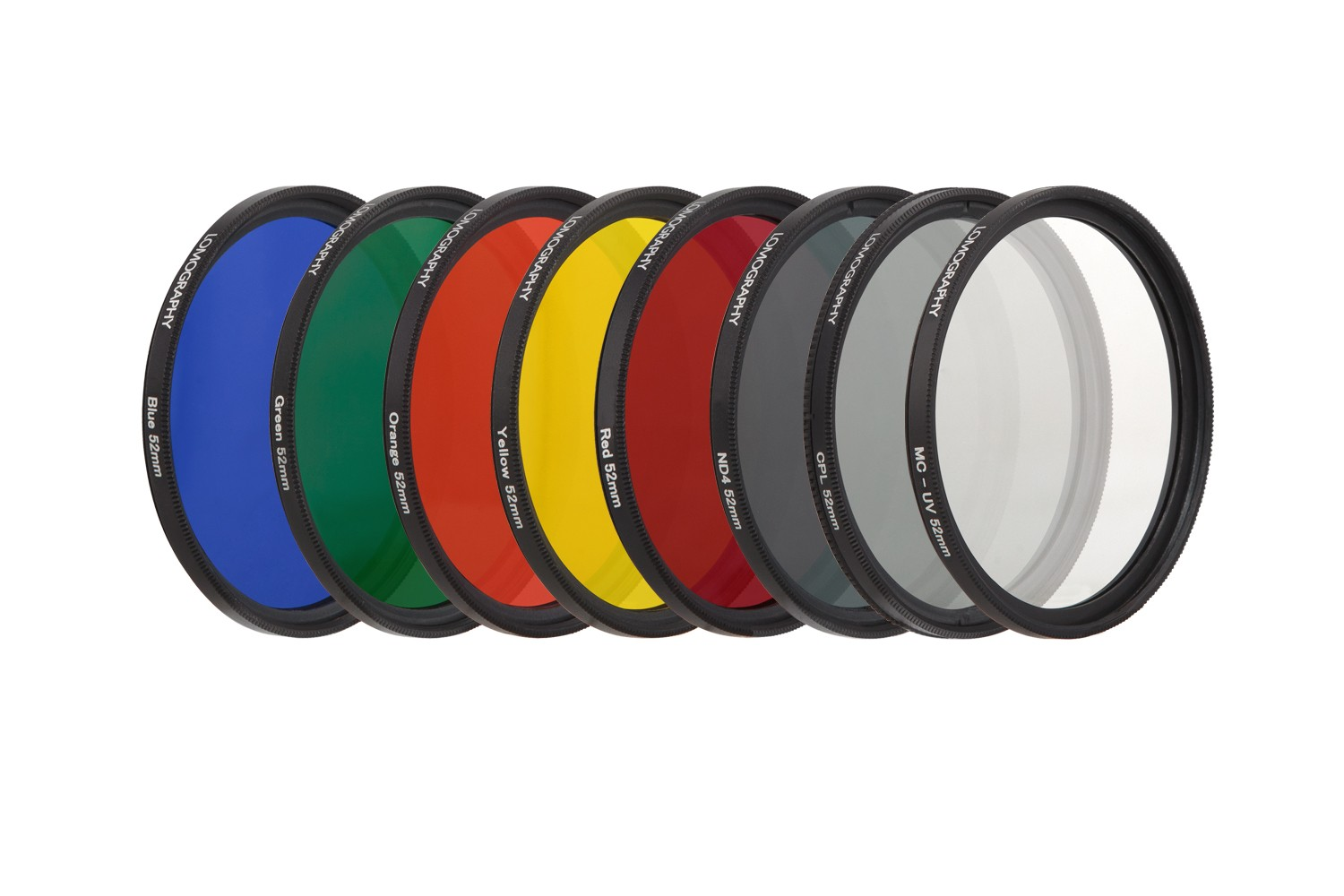 Super Filter Set 52mm