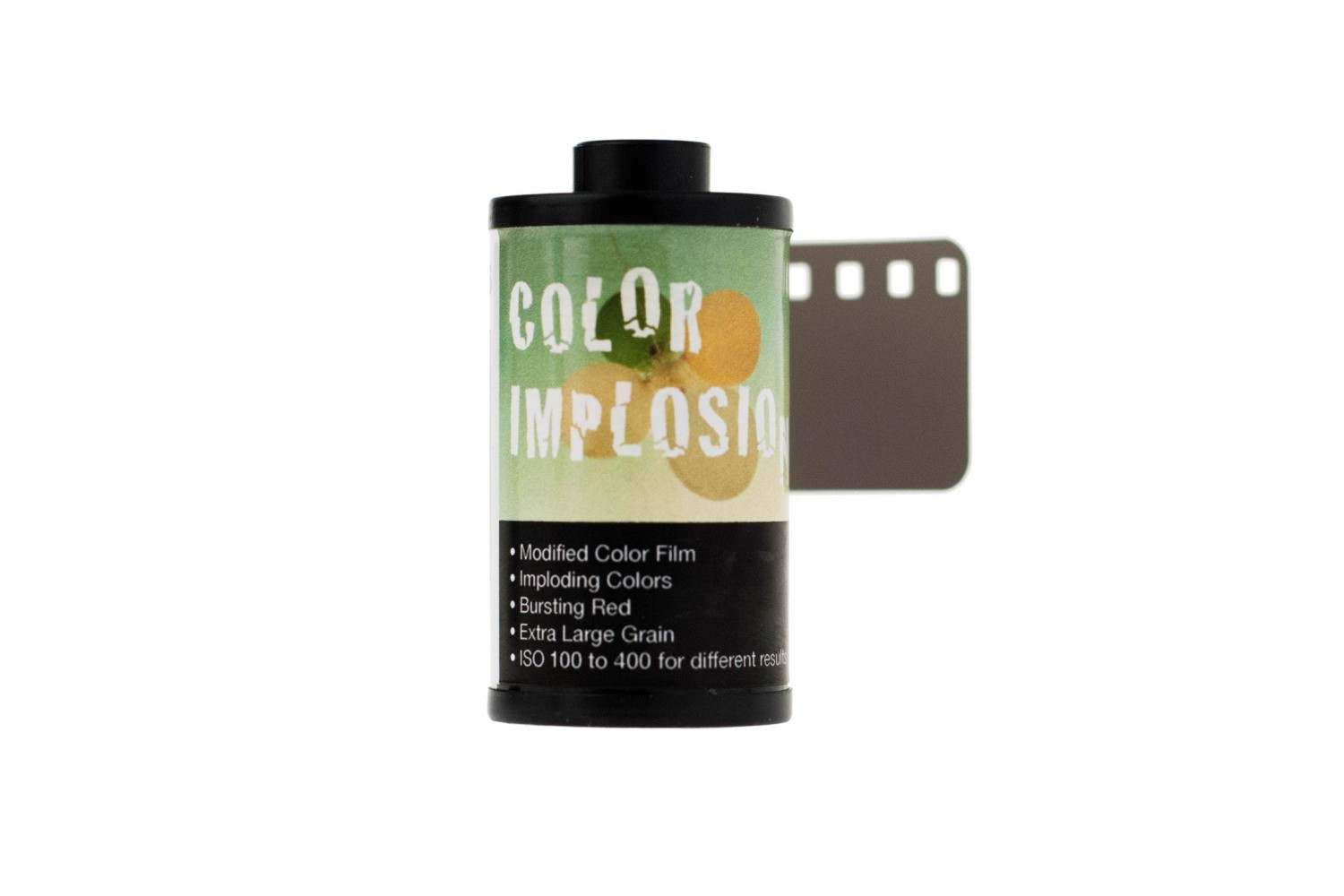 Color Implosion Surreal CN Film 135/36