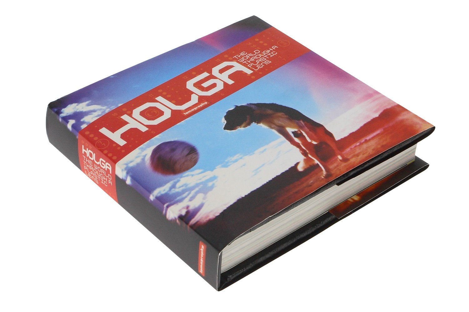 'The World Through A Plastic Lens' - Holga Book