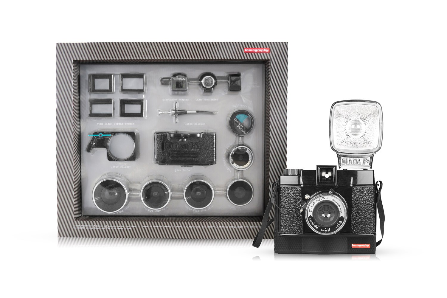Diana Instant Camera and Accessories Bundle