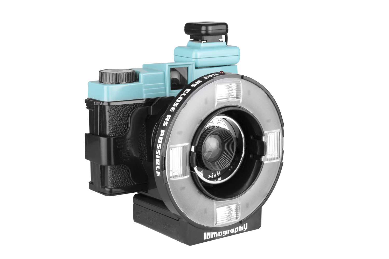 Diana F+ Camera and Ringflash Bundle