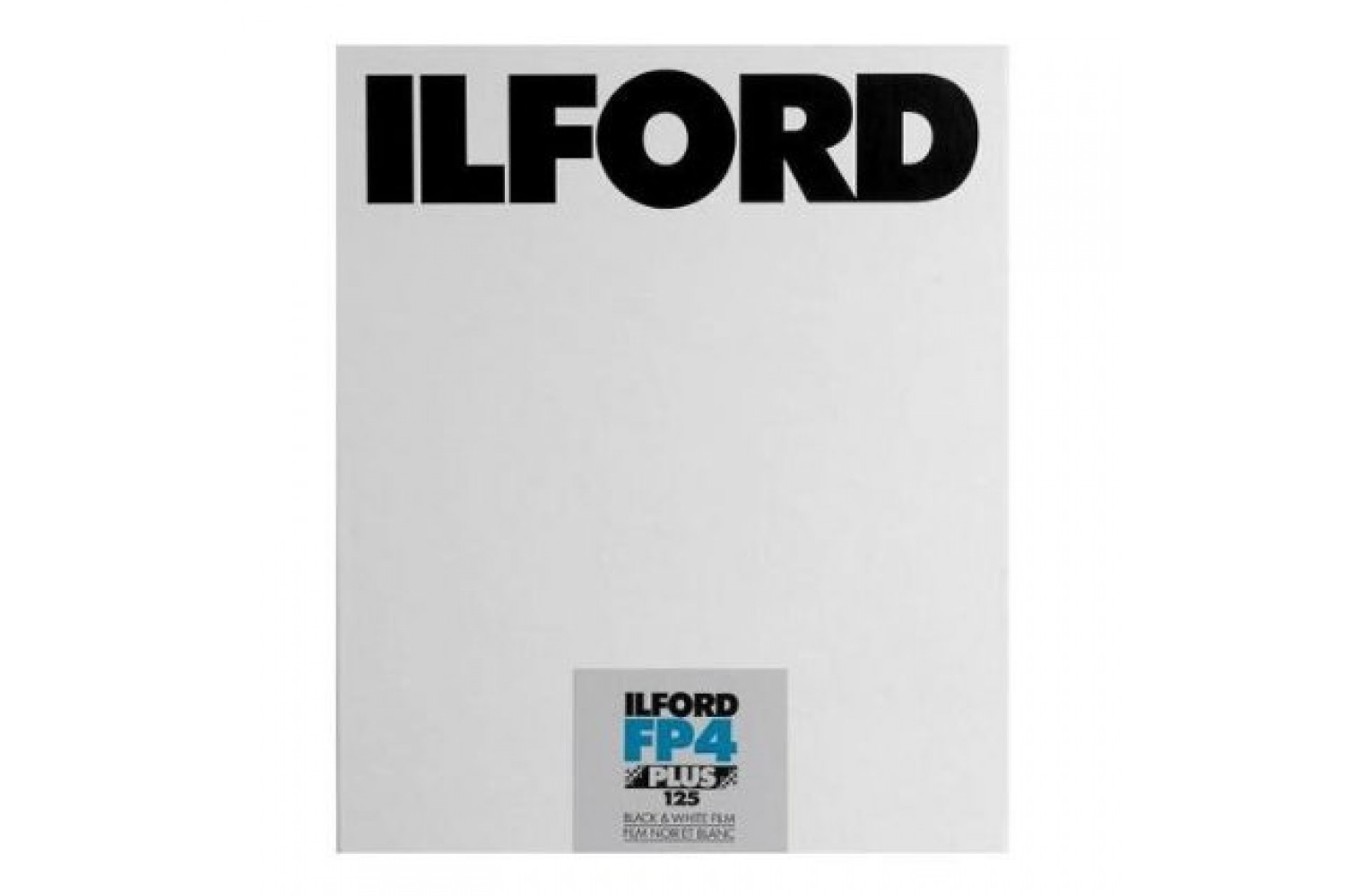 Ilford FP4+ 4x5in 25 sheets