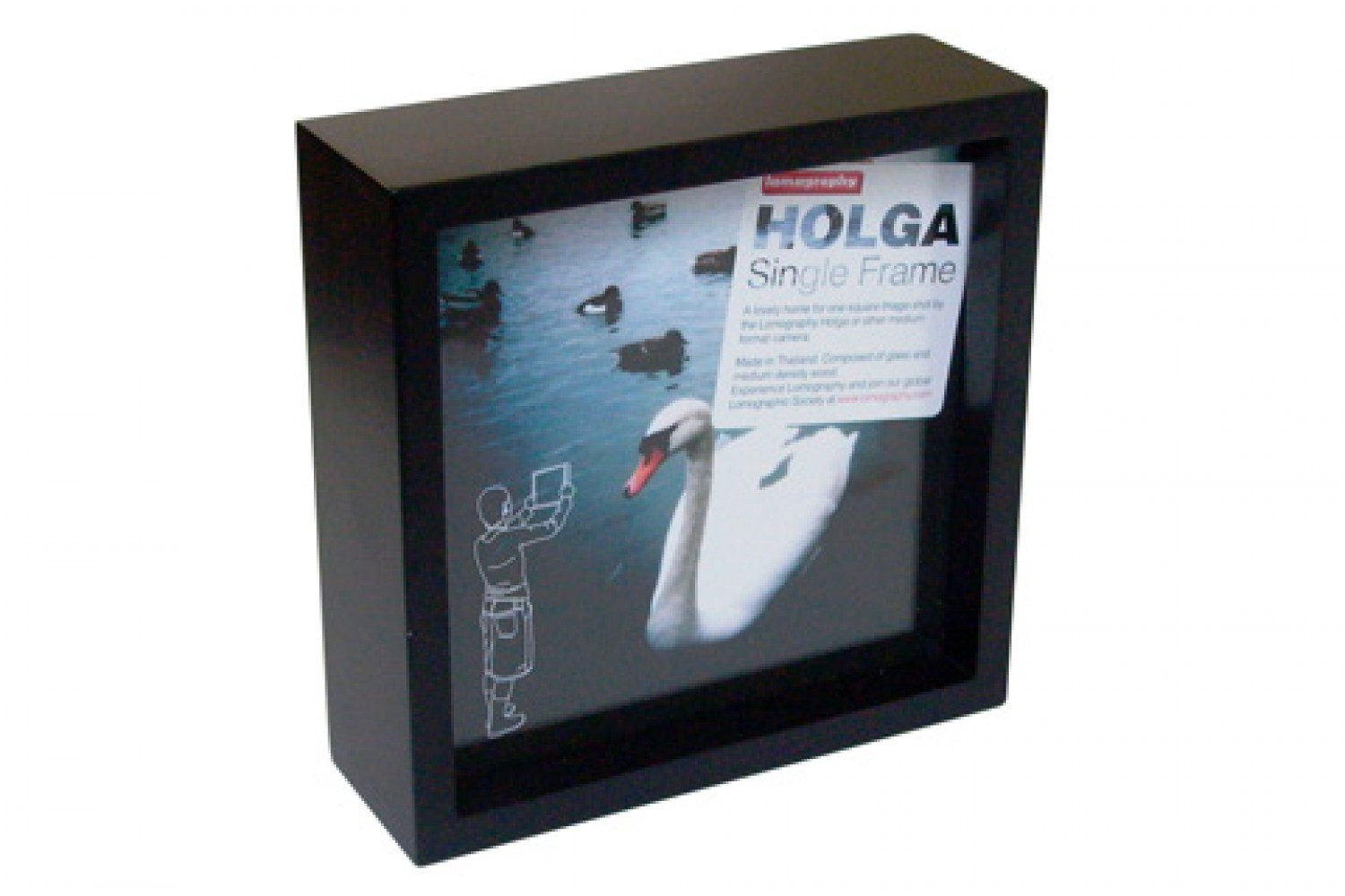 Holga Single Frame