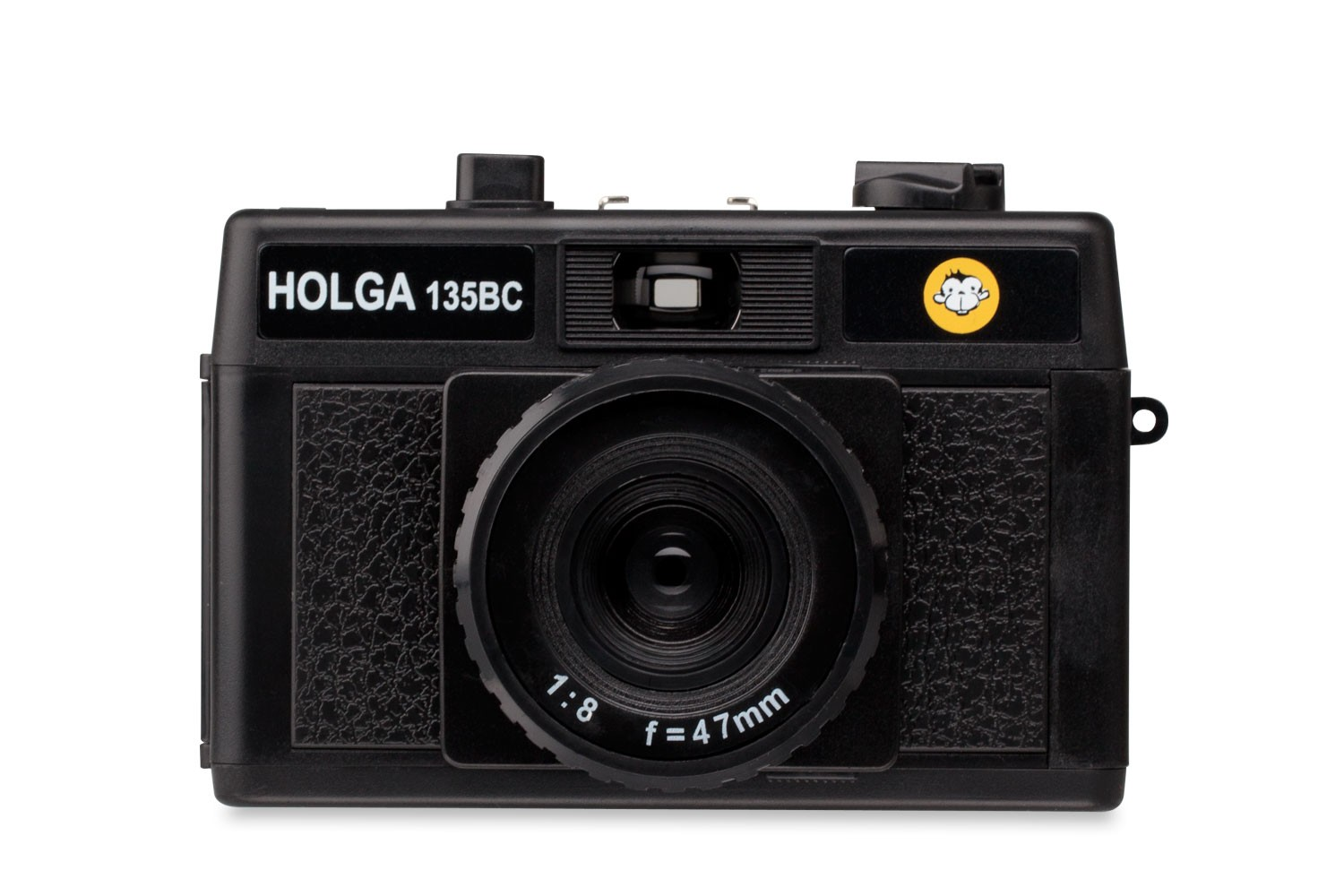 Holga 135 Black Corner Camera single