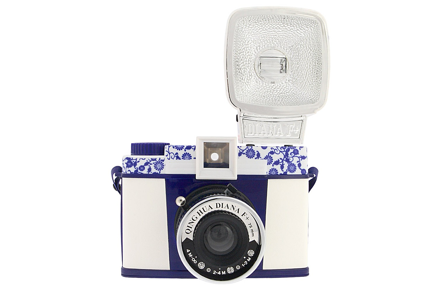 Diana F+ Camera and Flash (Qing Hua Edition)