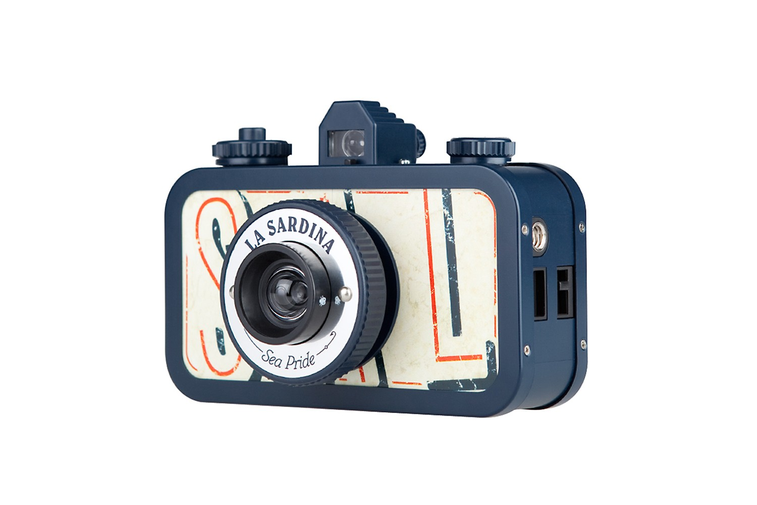 La Sardina Camera Sea Pride Single