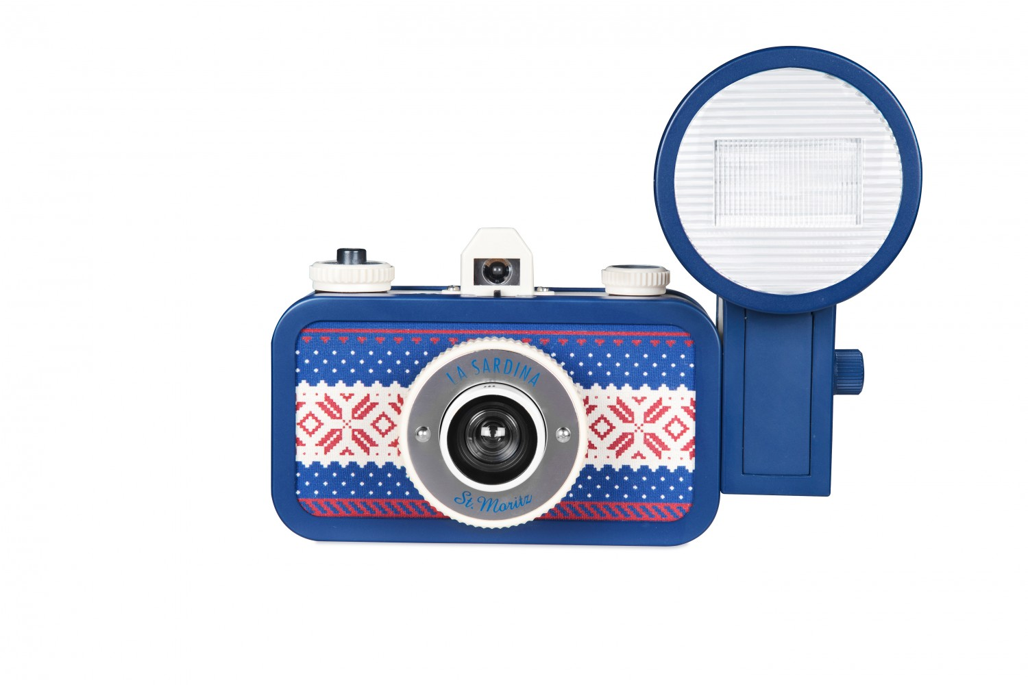 La Sardina and Flash St. Moritz