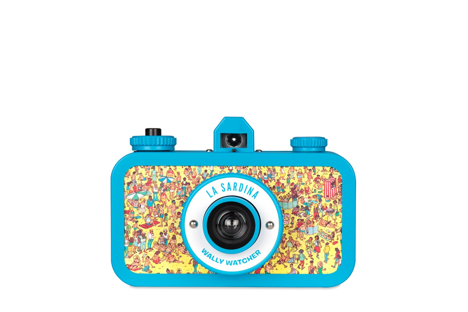La Sardina Wally Watcher