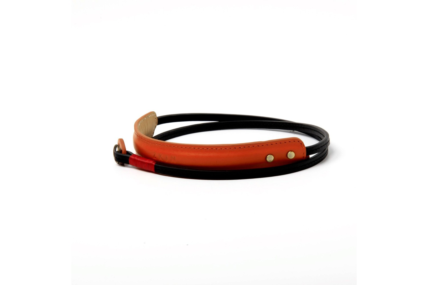 Zkin Camera Strap - Ladon (citrus orange)