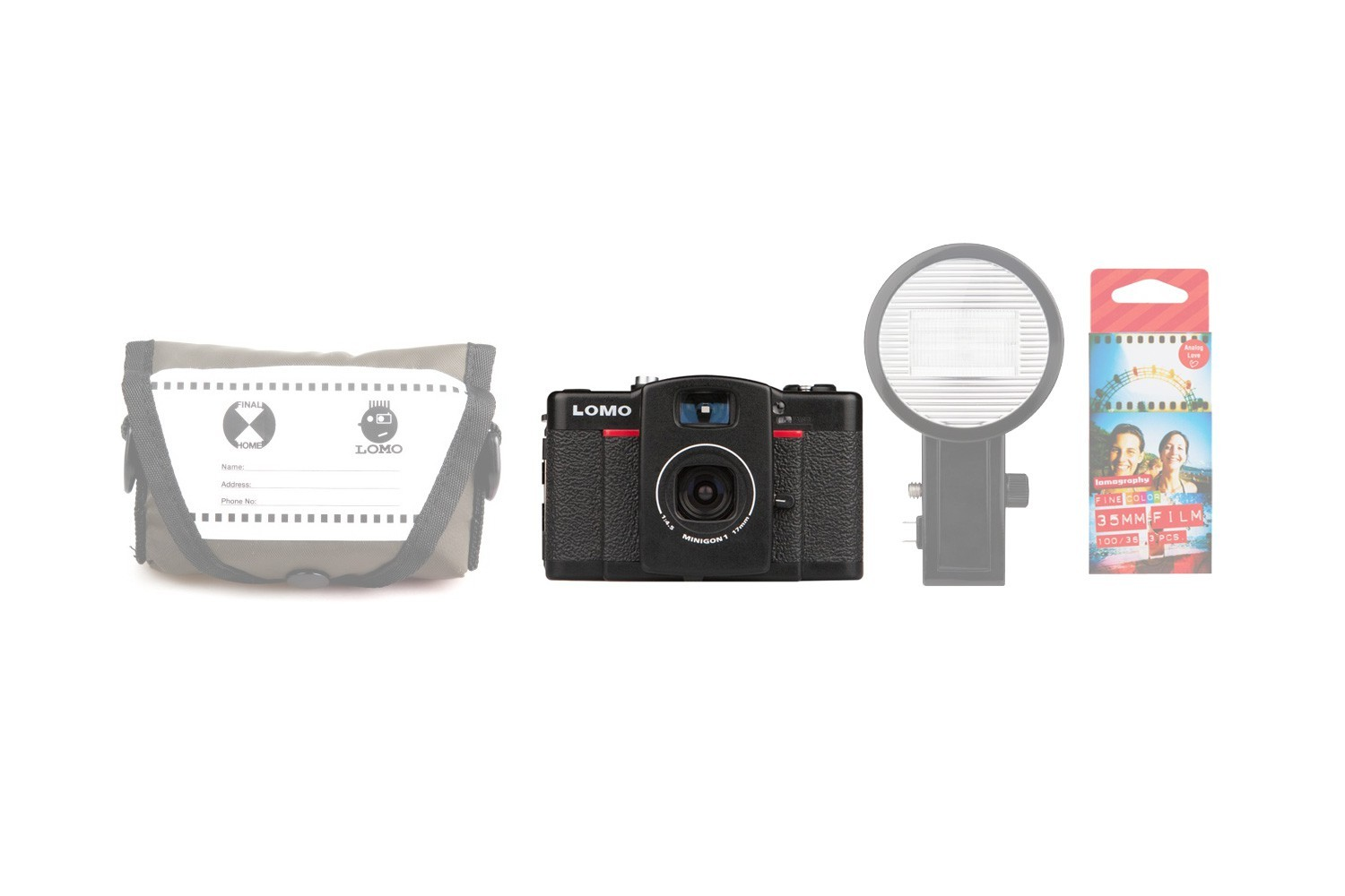 LC-Wide Flash Bundle