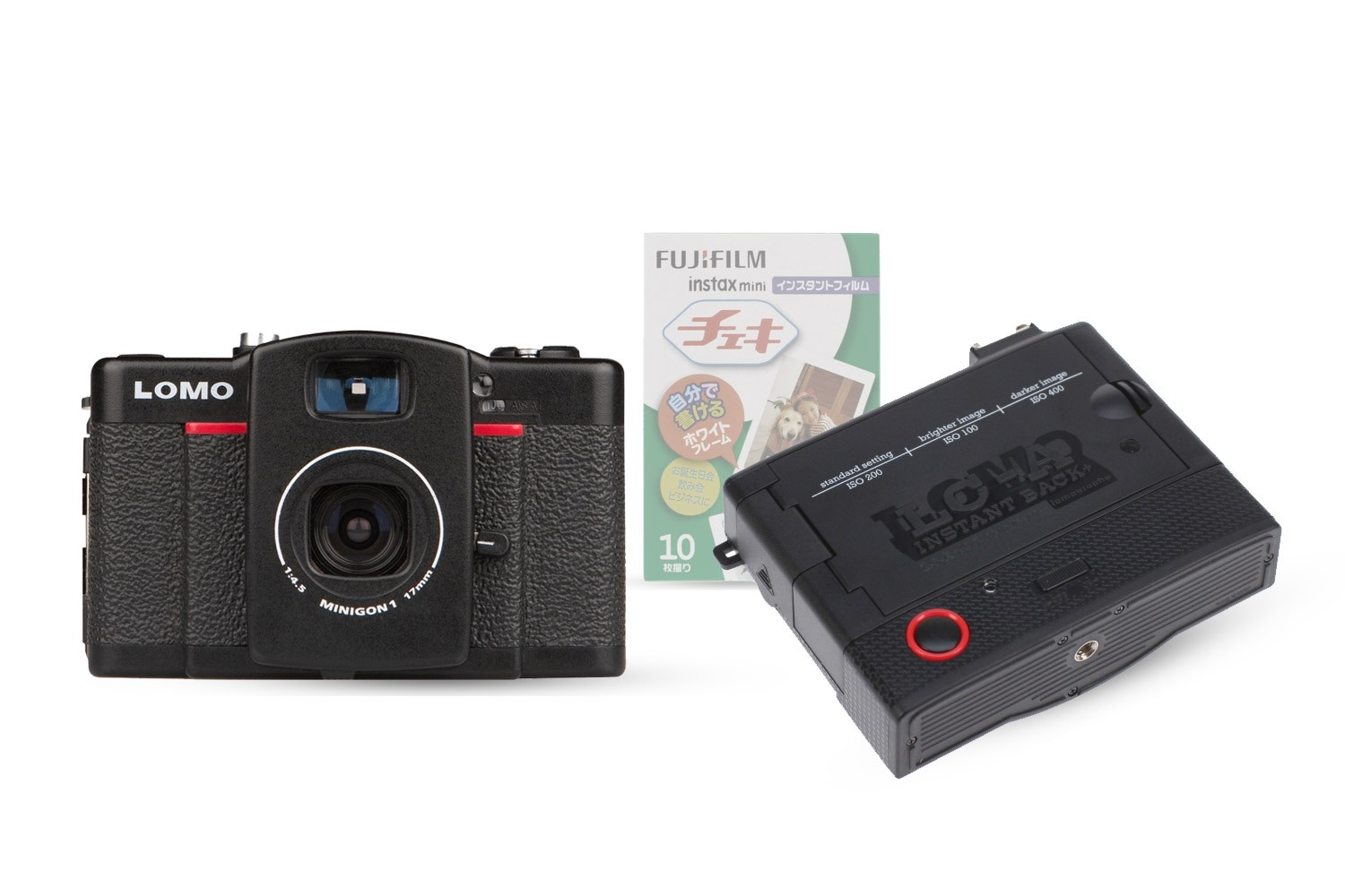 LC-Wide Instant Pack