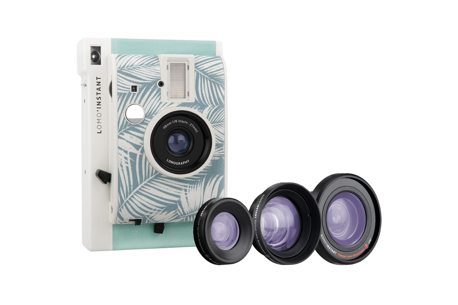 Lomo'Instant Camera and Lenses (Panama Edition)