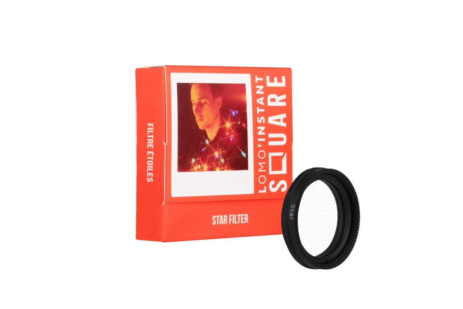 Lomo'Instant Square Star Filter
