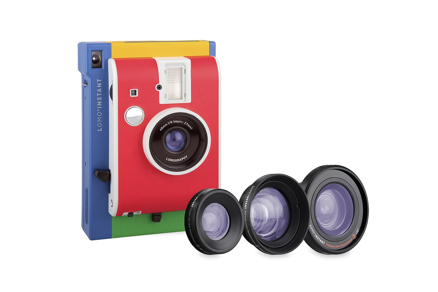 Lomo'Instant Camera and Lenses (Murano Edition)